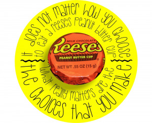 ... Matter How You Choose To Eat a Reese's Peanut Butter Cup FREE Printout