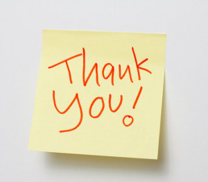 Professional Thank You Quotes