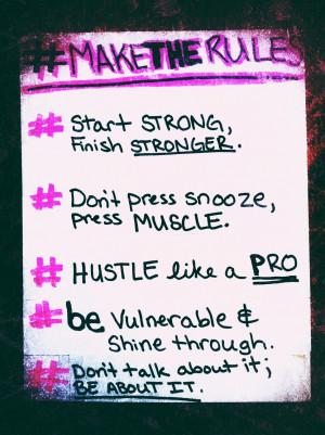 Women Motivational Running...