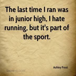 Junior high Quotes
