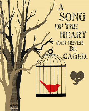 Know Why The Caged Bird Sings