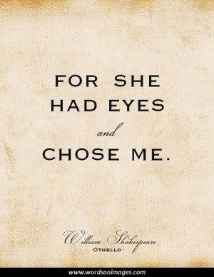 Literary Quotes About Love