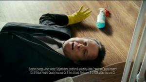 Allstate Home Insurance TV Spot, 'Mayhem: World's Worst Cleaning Lady ...