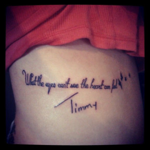 mom got this tattoo done on 7/28/13 in memory of her son, my brother ...