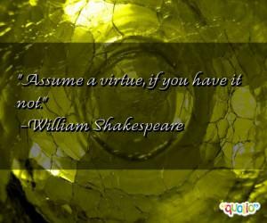 Assume Quotes