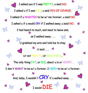 Emo Love Poems And Quotes