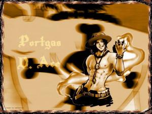 Portgas D. Ace One Piece HD Wallpaper #3344