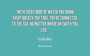 Drink Water Quotes Preview quote