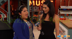 Raini Rodriguez Interviewed...
