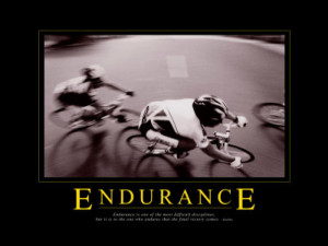 Endurance: Quotes