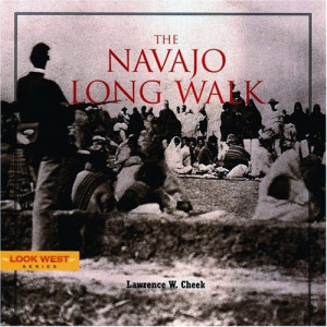 As many as 8,000 Navajos uprooted.