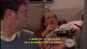 The Office Season 7 Quotes - Viewing Party - Quote #3496
