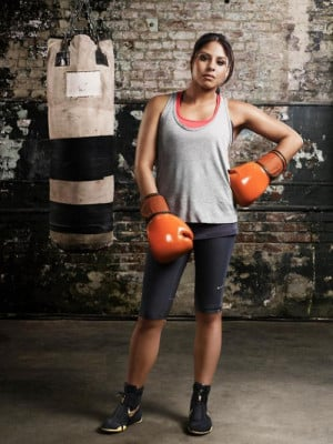 fitforbattle:fitmrs:Marlen Esparza First female US boxing contender to ...