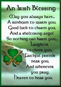 Irish Blessings, Sayings & Quotes