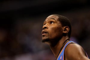 Kevin Durant Sinks Game-Winner Vs Lakers