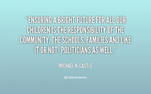 Bright Future Quotes