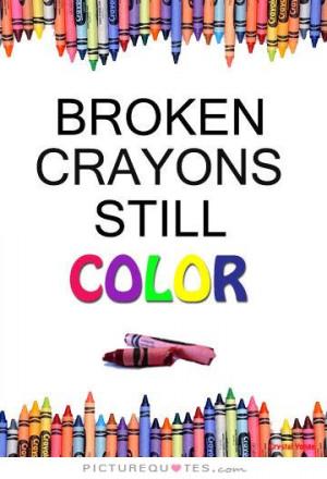 Broken Quotes Color Quotes