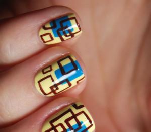 Manicure and Pedicure Nail Design
