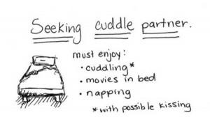 Cuddle Partner