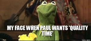 Kermit My Face When Memes