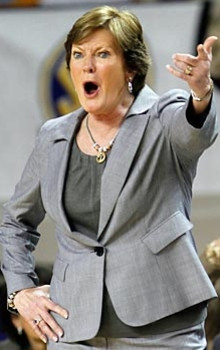 If you love competition and toughness, you loved watching Pat Summitt ...