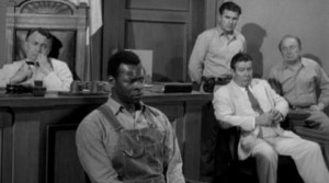 ... Gregory Peck in the film, To Kill a Mockingbird, by author Harper Lee