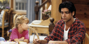 John Stamos Shows Up At 'Full House' House, No One Cares