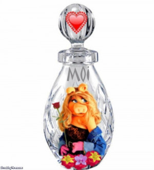 Miss Piggy Perfume