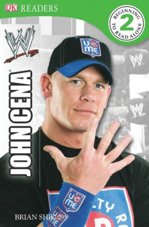 WWE John Cena (DK READERS)