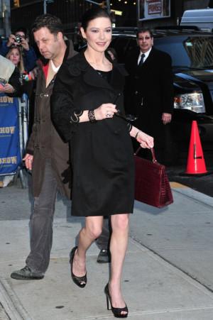 March 23, 2010 in Catherine Zeta-Jones , Celebrity Quotes by Versus