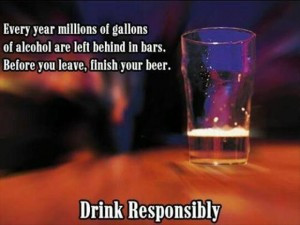 funny quotes drinking beer
