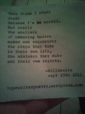 Mortician #mortician #poetry #poem