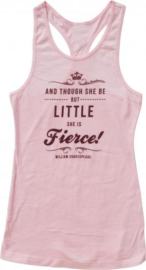 Fierce Girl Tank