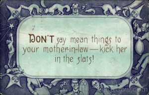 quote about mother in law phrases sayings