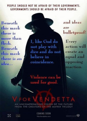 quotes from V for Vendetta