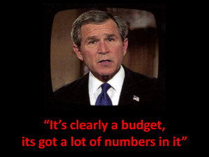 George Bush Funny Quotes 434287.png