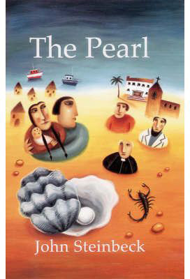 Themes in John Steinbeck's The Pearl. I need to know the most important ones.