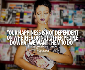 Displaying (17) Gallery Images For Rihanna Tumblr Quotes 2012...