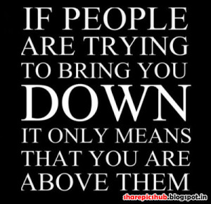 If People Are Trying | Wise Quote in English Wallpaper