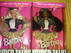 "Ann Ducille on ""Ethnic"" Barbies"
