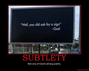 ... god s strong points demotivational poster tags religion satire sarcasm