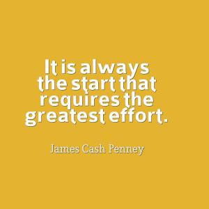 James Cash Penney -