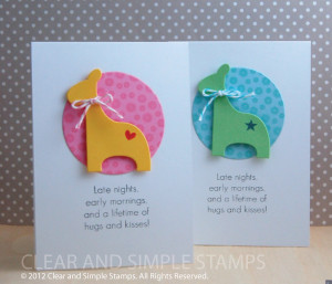Today's card features a mix of all the products we've showcased up ...