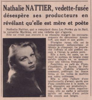Cinévie n°67 daté du 07 janvier 1947