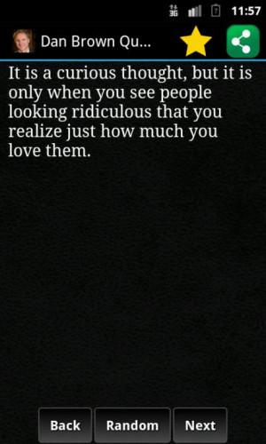 Dan Brown Quotes and Sayings - screenshot