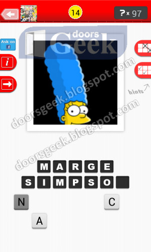 guess the cartoon level 5 14 guess food answers level 11 guess the ...