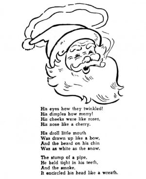 Famous Funny Christmas Poems For Kids 2014
