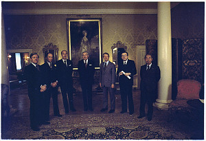 1977 G7 leaders (second from right)