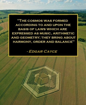 Edgar Cayce : Human Origins