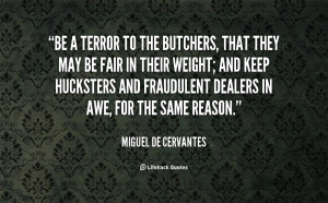 Image search: Miguel de Cervantes] Quotes